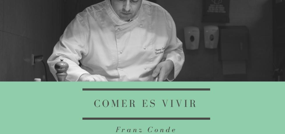 venezolanos exitosos Franz Conde
